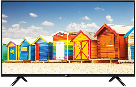 Picture of Hisense 49 Inch TV FHD DLED Black- 49B5100P