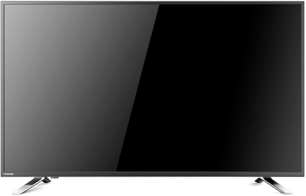 Picture of Toshiba 50 Inch TV Smart UHD 4K HDR LED With Netflix, Youtube, And Receiver - 50U5865EE
